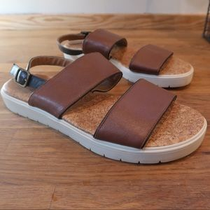 14th and union Sandals *WORN ONCE*